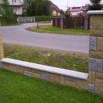 Ogrodzenia betonowe - zdjęcie nr 12