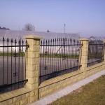 Ogrodzenia betonowe - zdjęcie nr 02