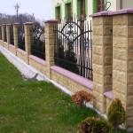 Ogrodzenia betonowe - zdjęcie nr 20